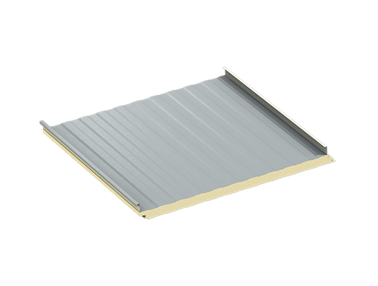 Insulated metal panels ceco metal building systems cfr insulated metal roof panel publicscrutiny Images